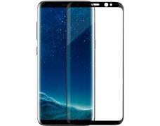 Защитное стекло MakeFuture 3D для Samsung Galaxy S8 (Black)