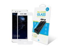 Защитное стекло Global Full Cover для Huawei P10 Lite (White)