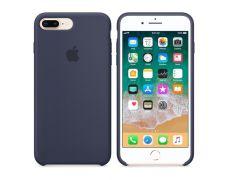Чехол Apple Silicone Case для iPhone 8 Plus/7 Plus (Blue)