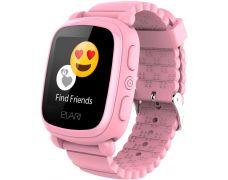 Детские смарт-часы Elari KidPhone 2 GPS (KP-2P) Pink
