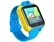 Смарт-часы UWatch Q200 Kid smart watch Blue