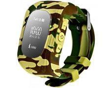 Детские смарт-часы Uwatch Q50 Kid Military