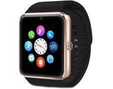 Смарт-часы Uwatch Smart GT08 Gold/Black