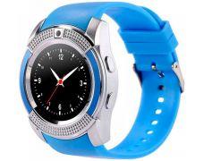 Смарт-часы UWatch V8 Blue