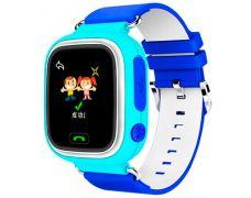 Смарт-часы UWatch Q90 Kid smart watch Blue