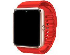 Смарт-часы Uwatch Smart GT08 Gold/Red