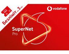 Стартовый пакет Vodafone Super Net Pro