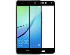 Захисне скло MakeFuture Full Glue для Huawei Nova (Black)
