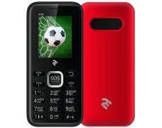 Мобильный телефон TWOE S180 Dual Sim Red