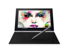 "Планшет Lenovo Yoga Book YB1-X91L 10.1"" 128Gb LTE (ZA160135UA) Pearl White"