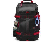 "Рюкзак HP 15.6"" Odyssey Sport Backpack (X0R83AA) Black/Red"