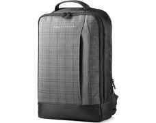"Рюкзак HP 15.6"" Slim Ultrabook Backpack (F3W16AA) Black/Grey"