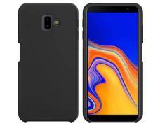 Чехол Intaleo Velvet для Samsung Galaxy J6 Plus (J610) Black