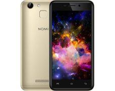 Смартфон Nomi i5014 EVO M4 Gold