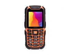 Мобільний телефон Nomi i242 X-treme Black-Orange