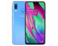Смартфон Samsung Galaxy A40 4/64GB Blue