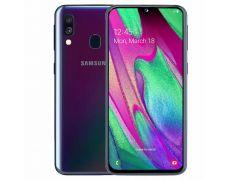 Смартфон Samsung Galaxy A40 4/64GB Black