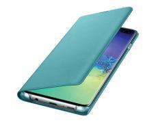 Чехол Samsung LED View Cover для Galaxy S10 Plus (EF-NG975PGEGRU) Green