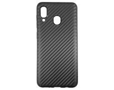 Чехол ColorWay TPU Carbon для Samsung Galaxy A30 (Black)