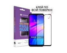Захисне скло MakeFuture Full Glue для Xiaomi Redmi 7 Black