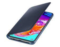 Чехол Samsung Wallet Cover для Galaxy A70 (EF-WA705PBEGRU) Black