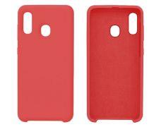 Чохол Intaleo Velvet для Samsung Galaxy A30 (Red)