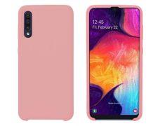 Чохол Intaleo Velvet для Samsung Galaxy A50 (Pink)
