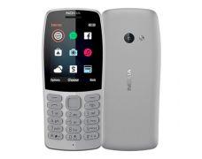 Мобильный телефон Nokia 210 TA-1139 Dual Sim Gray