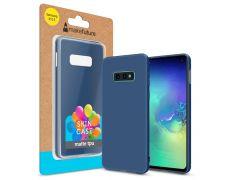 Чехол MakeFuture Skin для Samsung Galaxy S10e (MCSK-SS10EBL) Blue