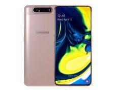 Смартфон Samsung Galaxy A80 8/128GB Gold