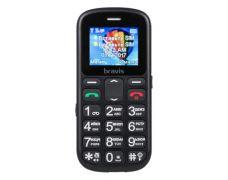 Мобільний телефон Bravis C181 Senior Dual Sim Black