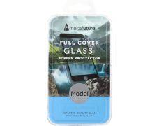 Защитное стекло MakeFuture Full Cover для Samsung Galaxy A7 2017 (Gold)