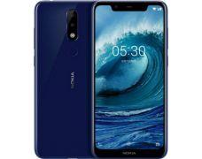 Смартфон Nokia 5.1 Plus 3/32GB Blue