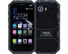 Смартфон TWOE E450R Dual Sim Gray
