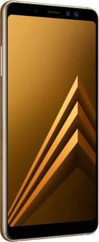 Смартфон Samsung Galaxy A8 Plus 2018 4/32GB Gold фото