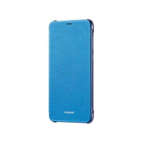 Чехол Huawei Flip Cover для P Smart (Blue)