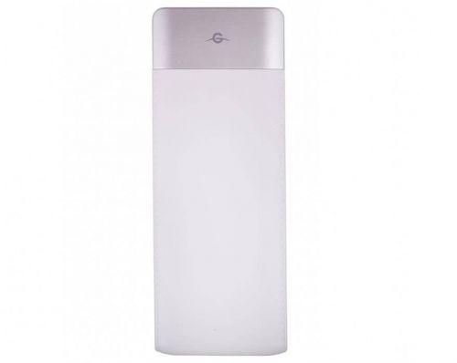 Портативный аккумулятор 6000mAh Global DP662 White