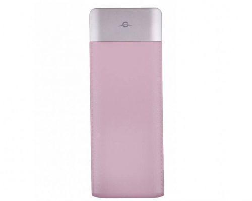 Портативный аккумулятор 6000mAh Global DP662 (1283126470493) Pink