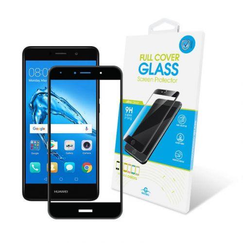 Защитное стекло Global Full Cover для Huawei Y7 2017 (Black)