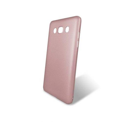 Чохол GlobalCase Cap-X для Samsung Galaxy J7 2016 (Gold-Pink)