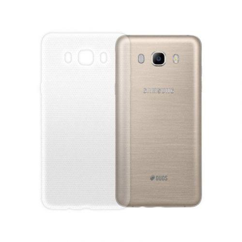 Чехол GlobalCase TPU Extra Slim для Samsung Galaxy J7 2016 (Clear)
