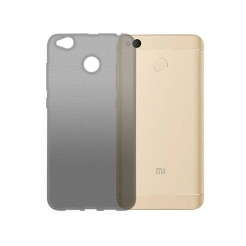 Чохол GlobalCase TPU Extra Slim для Xiaomi Redmi 4Х (Dark)