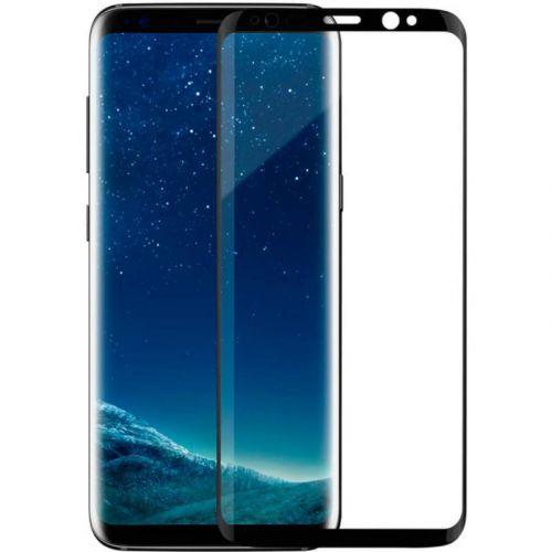 Захисне скло MakeFuture 3D для Samsung Galaxy S8 (Black)