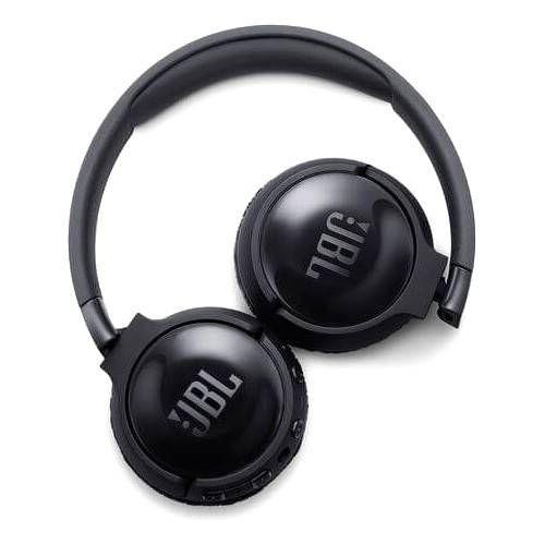 Наушники JBL T600BT (JBLT600BTNCBLK) Black в интернет-магазине