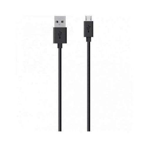 Кабель Belkin Mixit MicroUSB Charge/Sync 1.2m (F2CU012bt04-BLK) Black