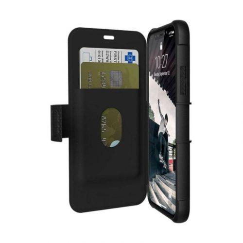 Чехол Urban Armor Gear для Apple iPhone X (Metropolis Black) купить
