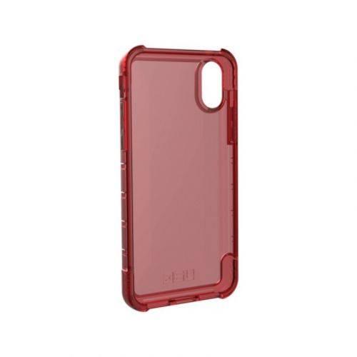 Чехол Urban Armor Gear для Apple iPhone X (Plyo Crimson) купить