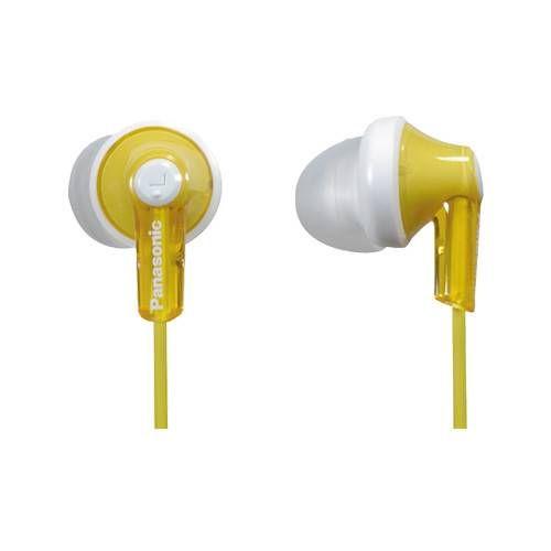 Наушники Panasonic (RP-HJE118GU-Y) Yellow
