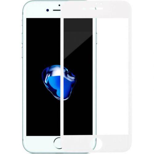 Захисне скло MakeFuture 3D для Apple iPhone 7 (White)