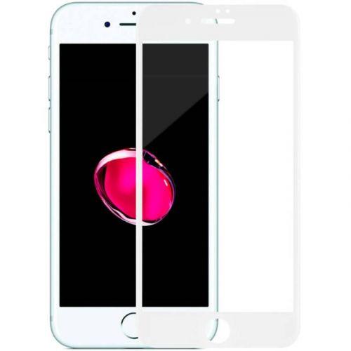Захисне скло MakeFuture 3D для Apple iPhone 7 Plus (White)